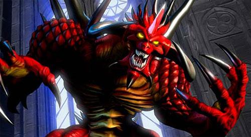 Nuevo set de Screenshots de Diablo III: Calabozos