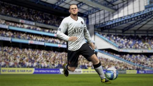 Excelente: Dos Videos Gameplay de FIFA 2009 que dicen: ciao PES!