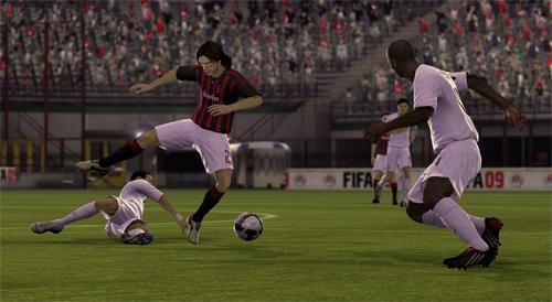 A bajar el Demo de FIFA 2009 para PC!