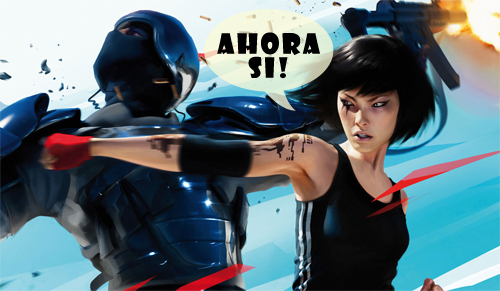 ... ahora si! Trailer Gameplay de Mirror's Edge