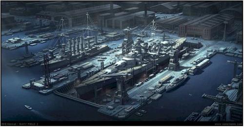 Primeros Detalles de Navy Field 2