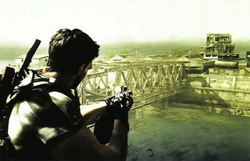 Nuevas Screenshots de Resident Evil 5