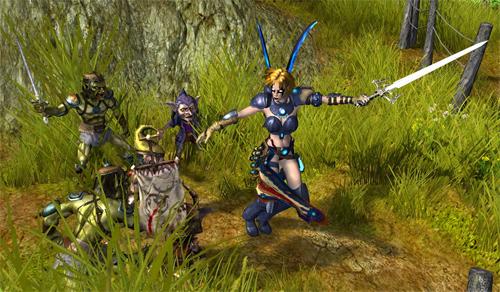 Sacred 2: Fallen Angel y un masivo lote de Screenshots