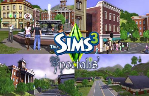 Los Sims 3 Con fecha y Trailer