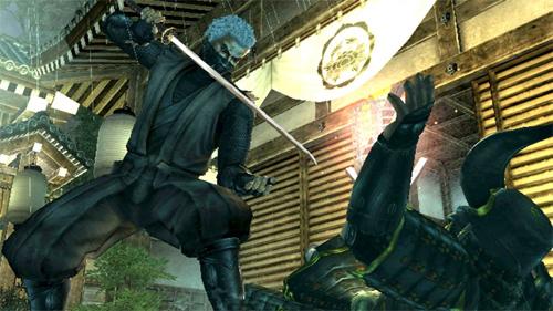 Tenchu 4 para Nintendo Wii: Espadas Samurai con Wii Mote!