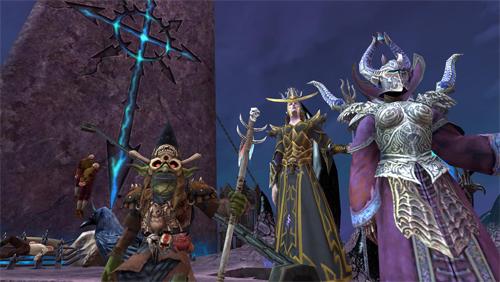 Warhammer Online: 500 Mil Jugadores en una semana