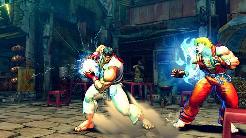 TGS08: Nuevo Trailer de Street Fighter IV, Excelente!