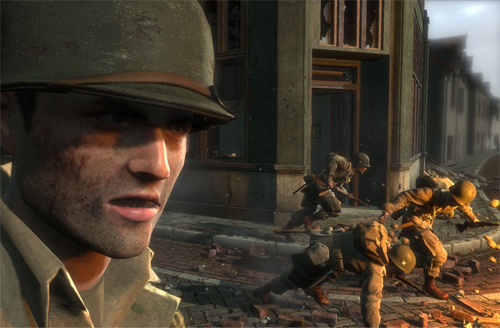 Gametrailers analiza Brothers in Arms: Hell's Highway