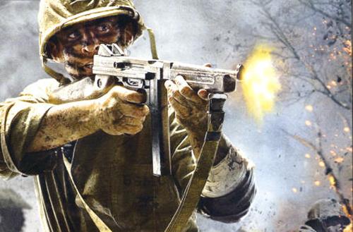 Entrevista sobre COD World at War muestra el estilo de juego