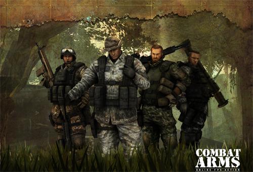 Otro Juego Gratis: Combat Arms ya se puede descargar