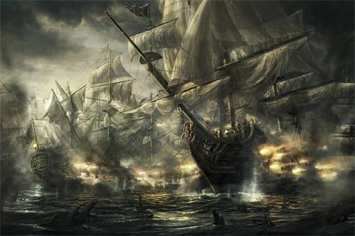 El Mapa de Campaña en Empire Total War