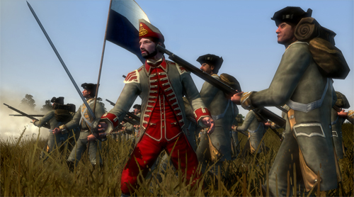 Nuevas Screenshots de Empire Total War