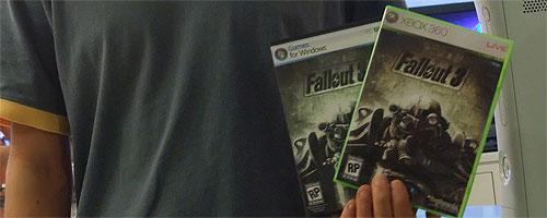 Muy bien! Fallout 3 no tendrá ninguna clase de DRM