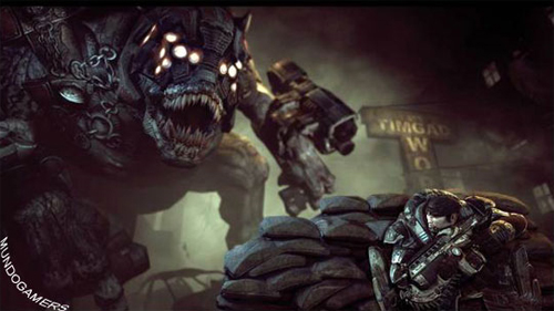 Trailer de Lanzamiento de Gears of War 2
