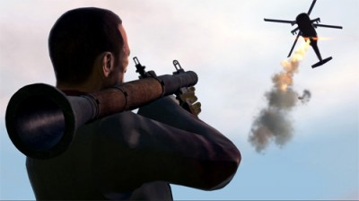 Trailer exclusivo de GTA IV para PC