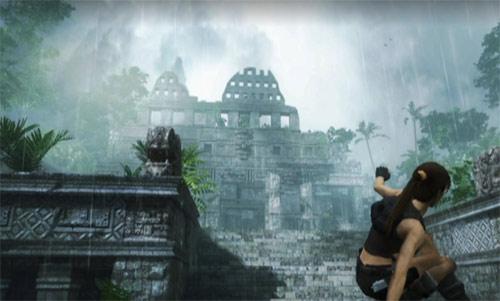 Tomb Raider Underworld : Análisis de los desarrolladores