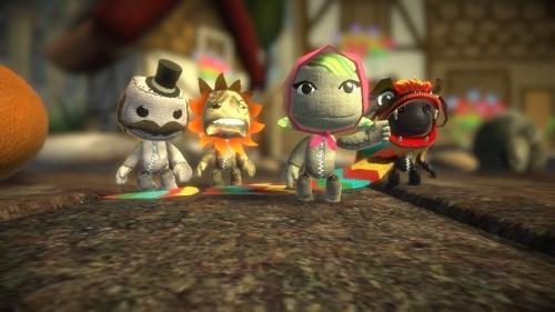 ¿Quieres escuchar la canción problemática de LittleBigPlanet?