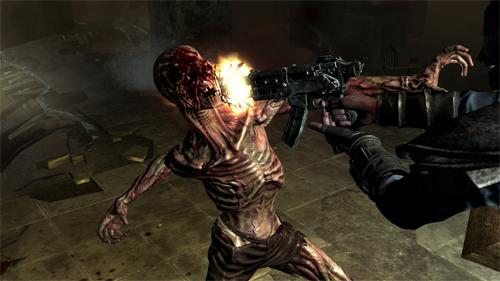 Fallout 3 le pega otro headshot a los zombies