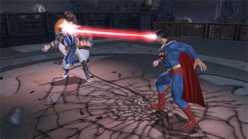 Nuevas Screenshots de Mortal Kombat vs DC Universe