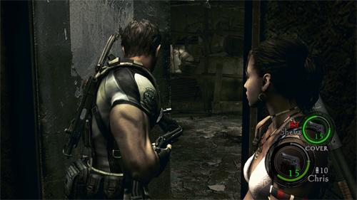Screenshots del juego Cooperativo en Resident Evil 5