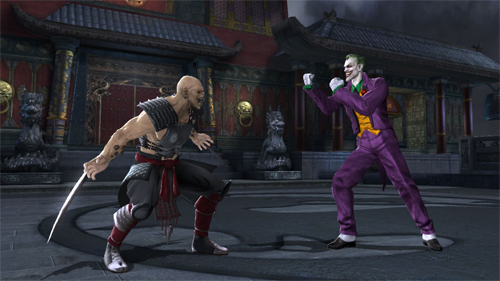 Mortal Kombat vs DC Universe el 16 de Noviembre