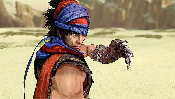 TGS08: Nuevo trailer de Prince Of Persia.