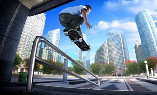 Nuevo Trailer de Skate It para DS y Wii