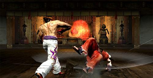 Primeras fotos de Tekken 6 en multi-plataforma