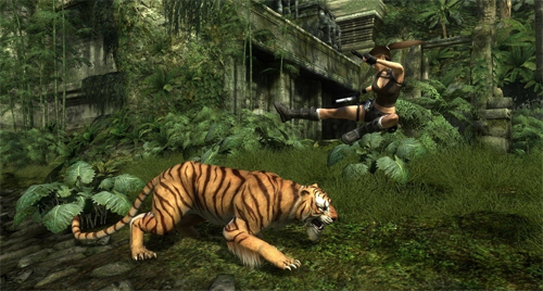 "Trailer ""México"" de Tomb Raider Underworld"
