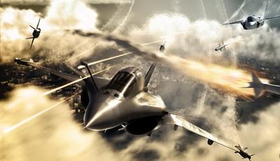 Tom Clancy's HAWX La nueva apuesta de Ubisoft