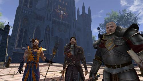 Warhammer Online reúne a 750 Mil Jugadores