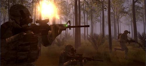 America's Army: Army Ops muestra screenshots comparativas de su nueva versión