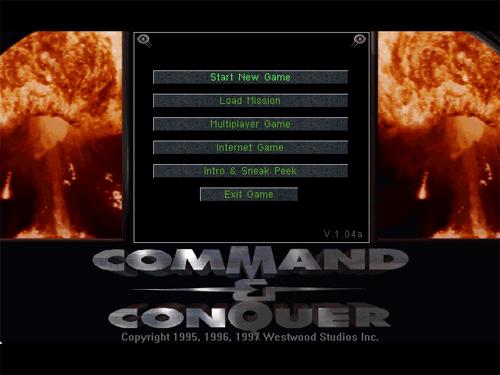 Reviviendo Clásicos: Command & Conquer