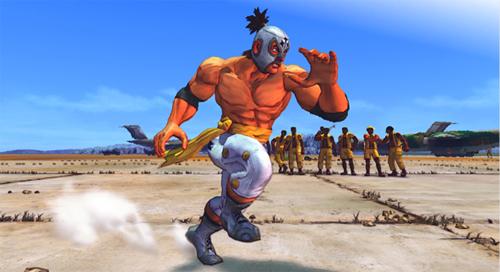 Fecha de lanzamiento de Street Fighter IV
