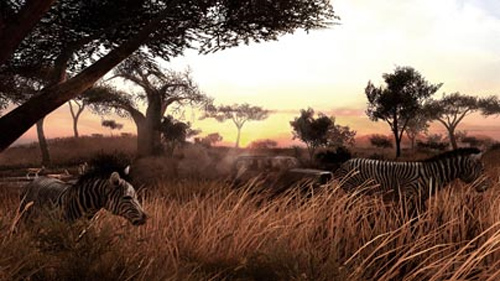 Participa en el Rally de Far Cry 2 y Gana una 4x4!!!