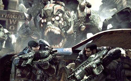 Análisis de Gears of War 2 por Gametrailers