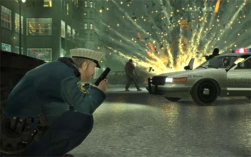 Grand Theft Auto IV para PC soportará el doble de jugadores en linea
