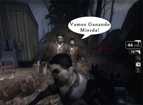 Las estadísticas de Left 4 Dead: Los Zombies nos están comiendo vivos