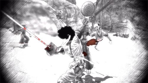 Afro Samurai: Trailer Beatbox