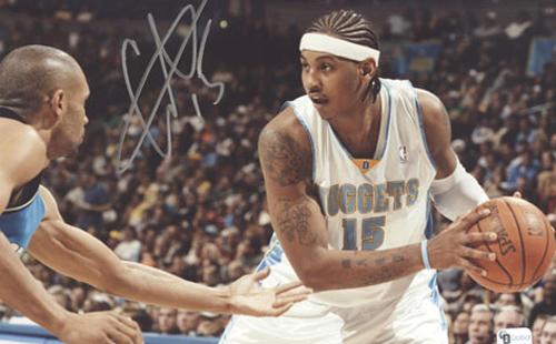 ¿Por qué Carmelo Anthony se cortó el pelo?