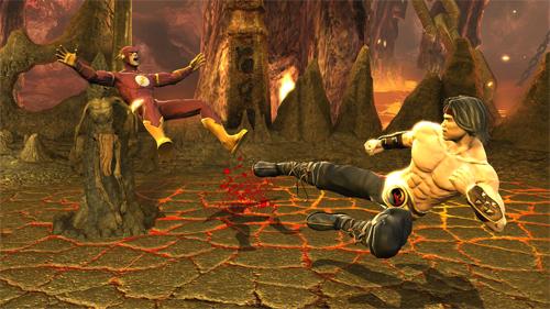 Mortal Kombat vs DC Universe: Más Fatalities mamones