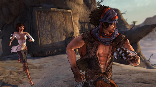 Introducción cinemática de Prince of Persia: The Forgotten Sands.