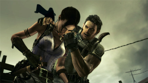 Demo de Resident Evil 5 estará disponible el 5 de Diciembre