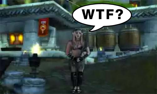 ¿Video casi p0rn0 en World of Warcraft?