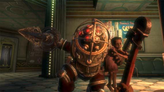 Rumores: BioShock 2 podría ser precuela!