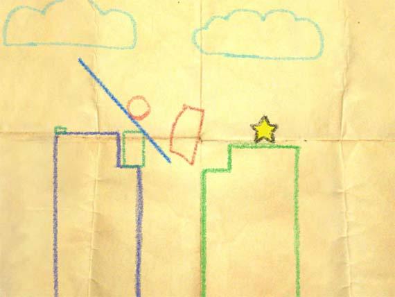 Crayon Physics está también para iPhone o iPod Touch [Video]