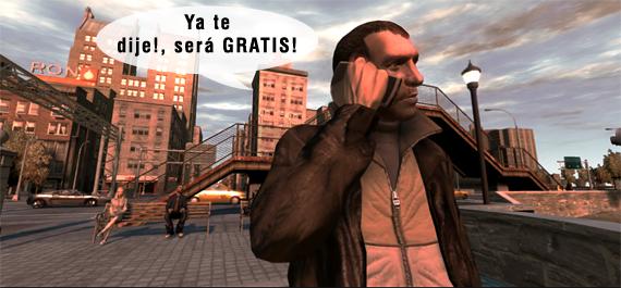 Excelente! GTA IV para PC será gratis debido a todos sus problemas de rendimiento