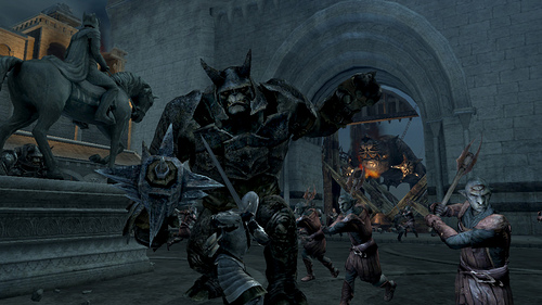 Lord Of The Rings Conquest: Nuevos Trailers y Preview
