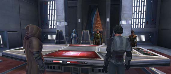 Nuevas screenshots de Star Wars: The Old Republic