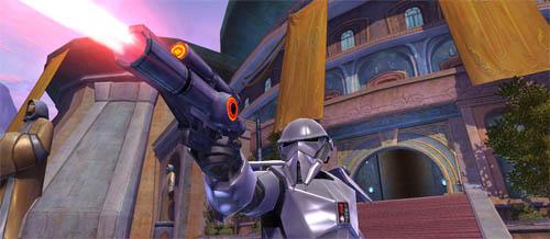 Al parecer, Star Wars The Old Republic será gratis!